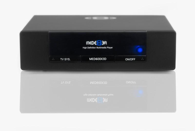 Mede8er MED600X3D/WP