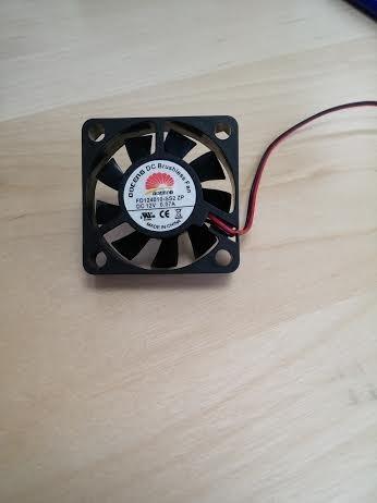 Mede8er 500x / 500x2 Fan