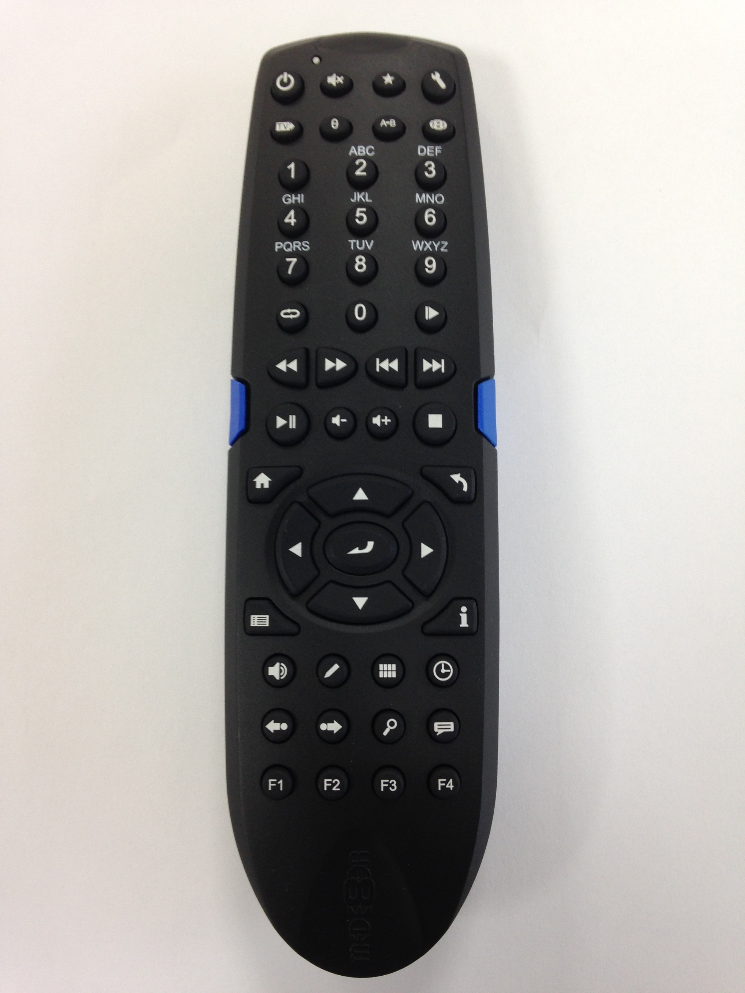 Spare Remote X3D Series (Black)