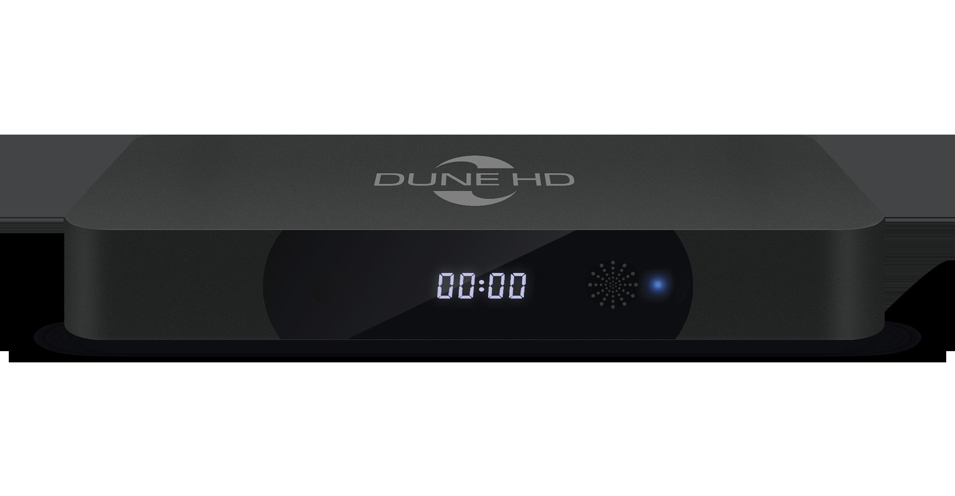 Dune HD Pro 4K  (damaged packaging)