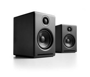 Audioengine A2+ Active Desktop speaker satin black