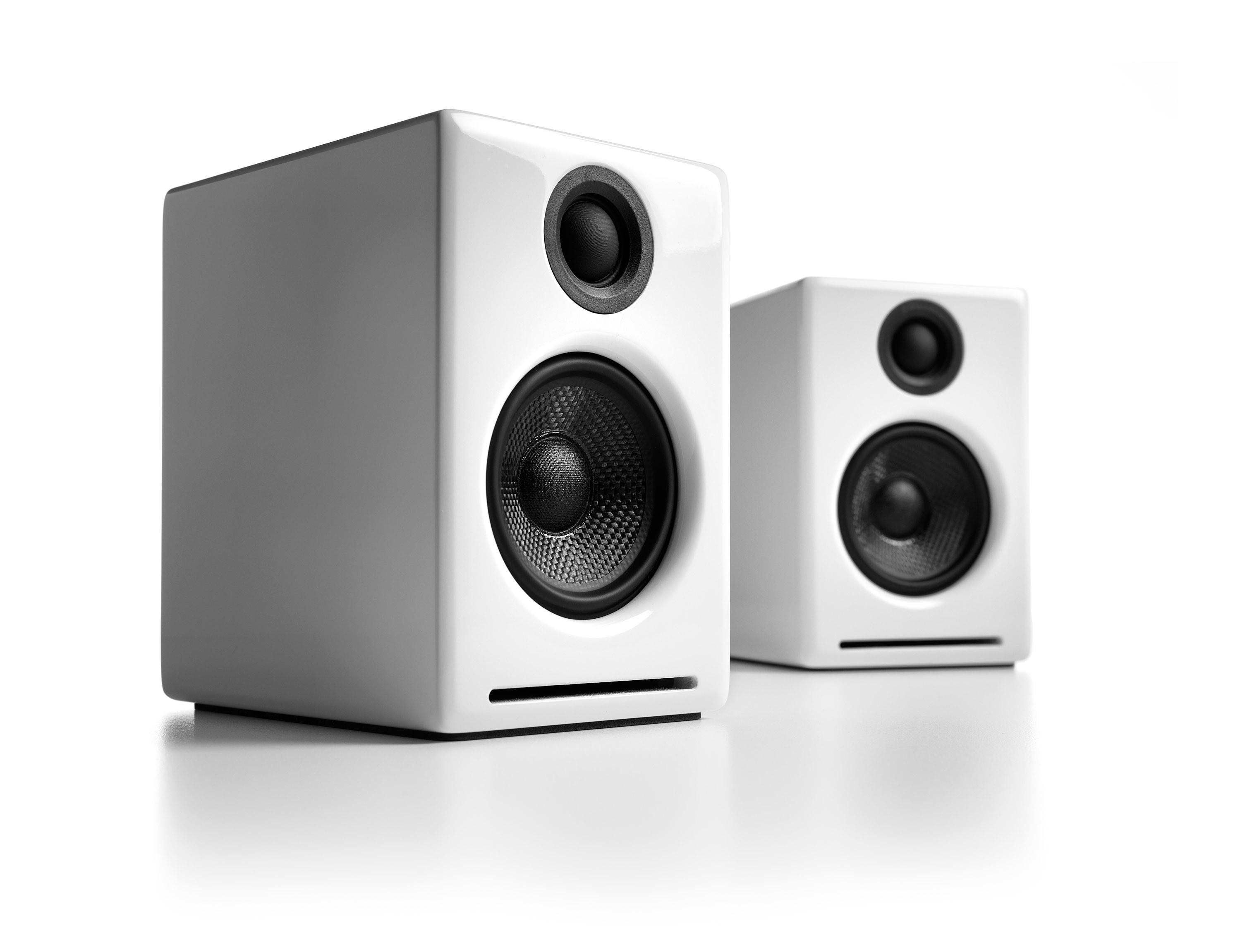 Audioengine A2+ Active Desktop speaker white
