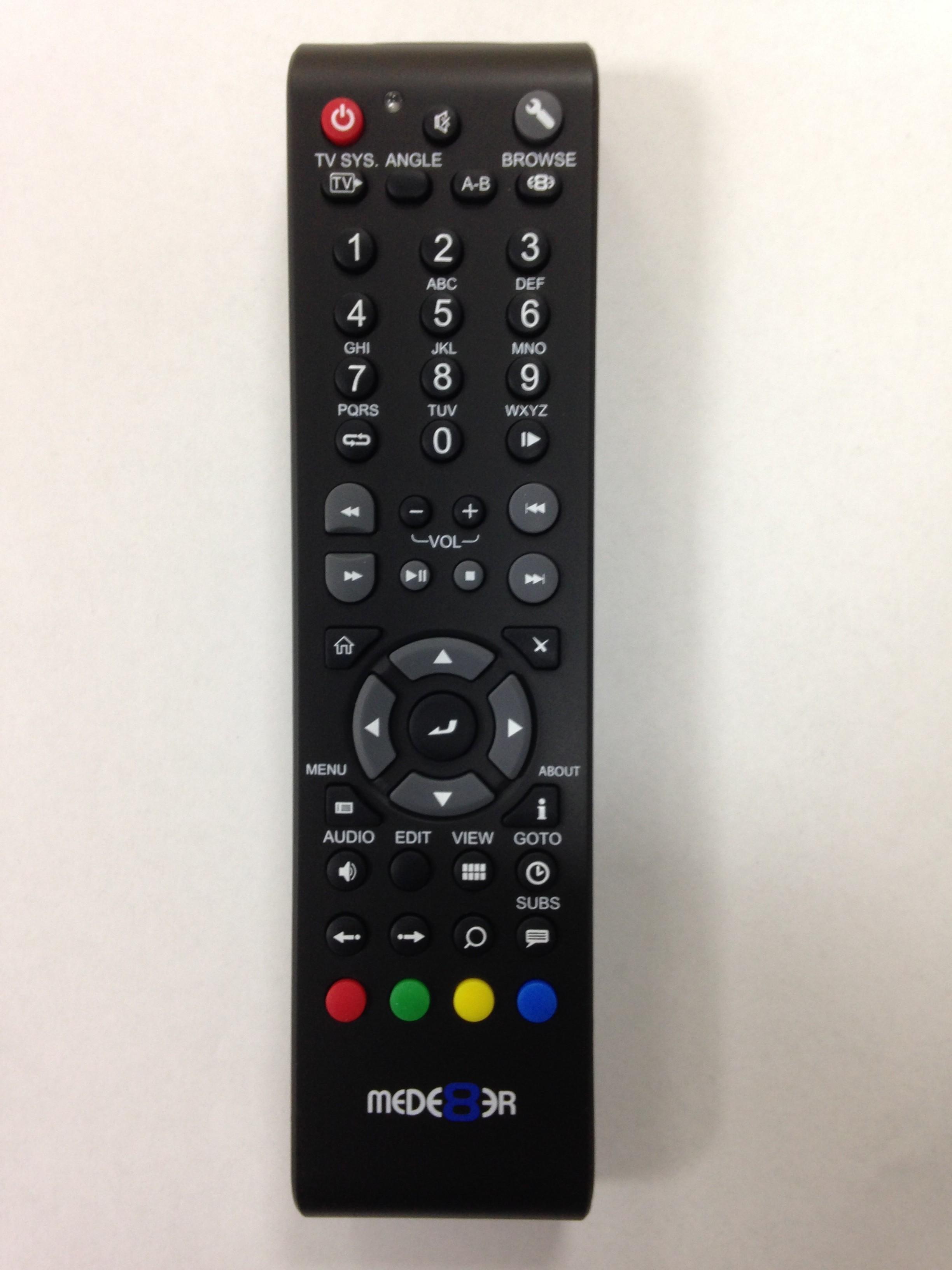 Spare Remote X2 Series