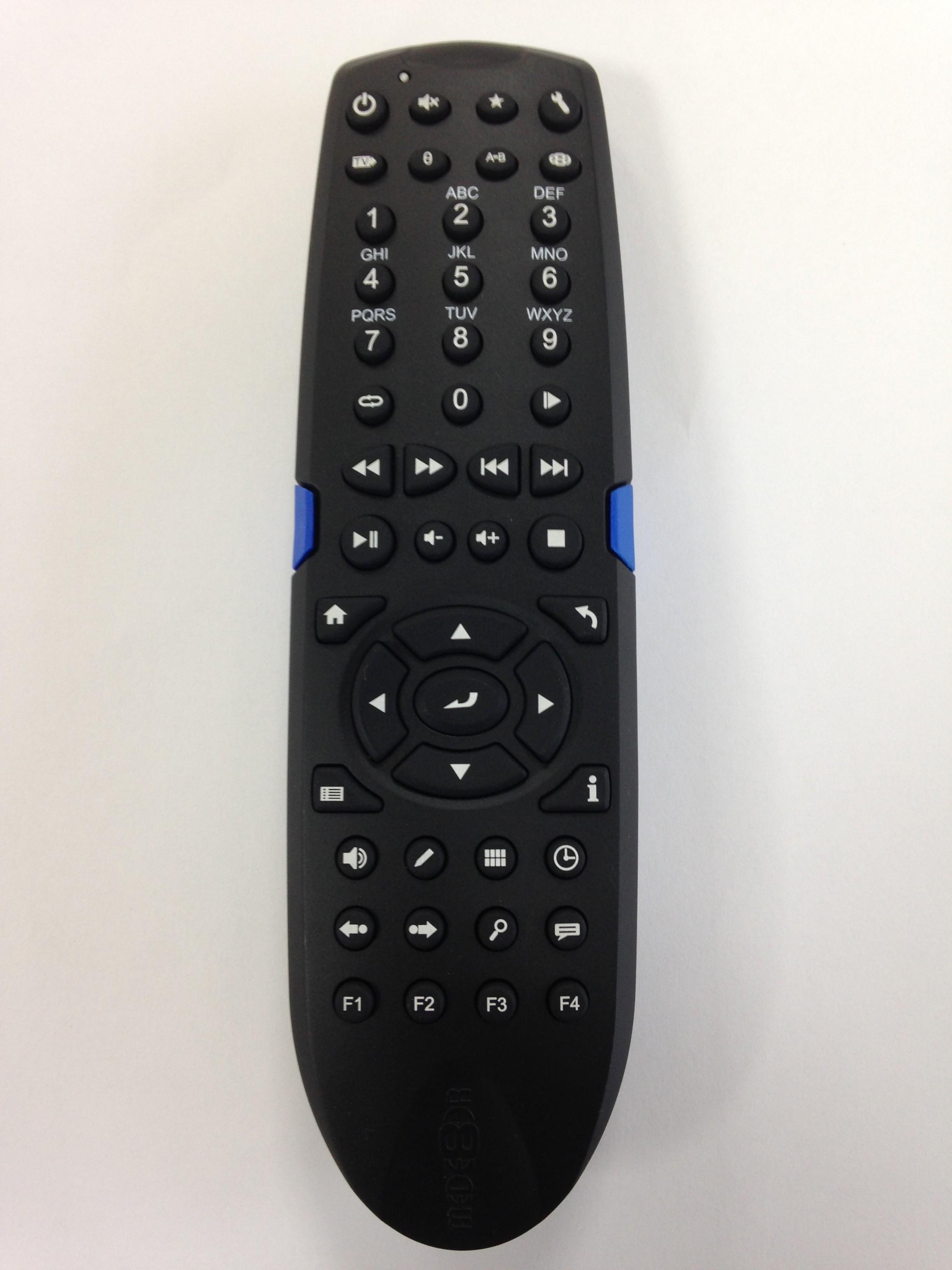 Spare Remote X3D Series (Black)