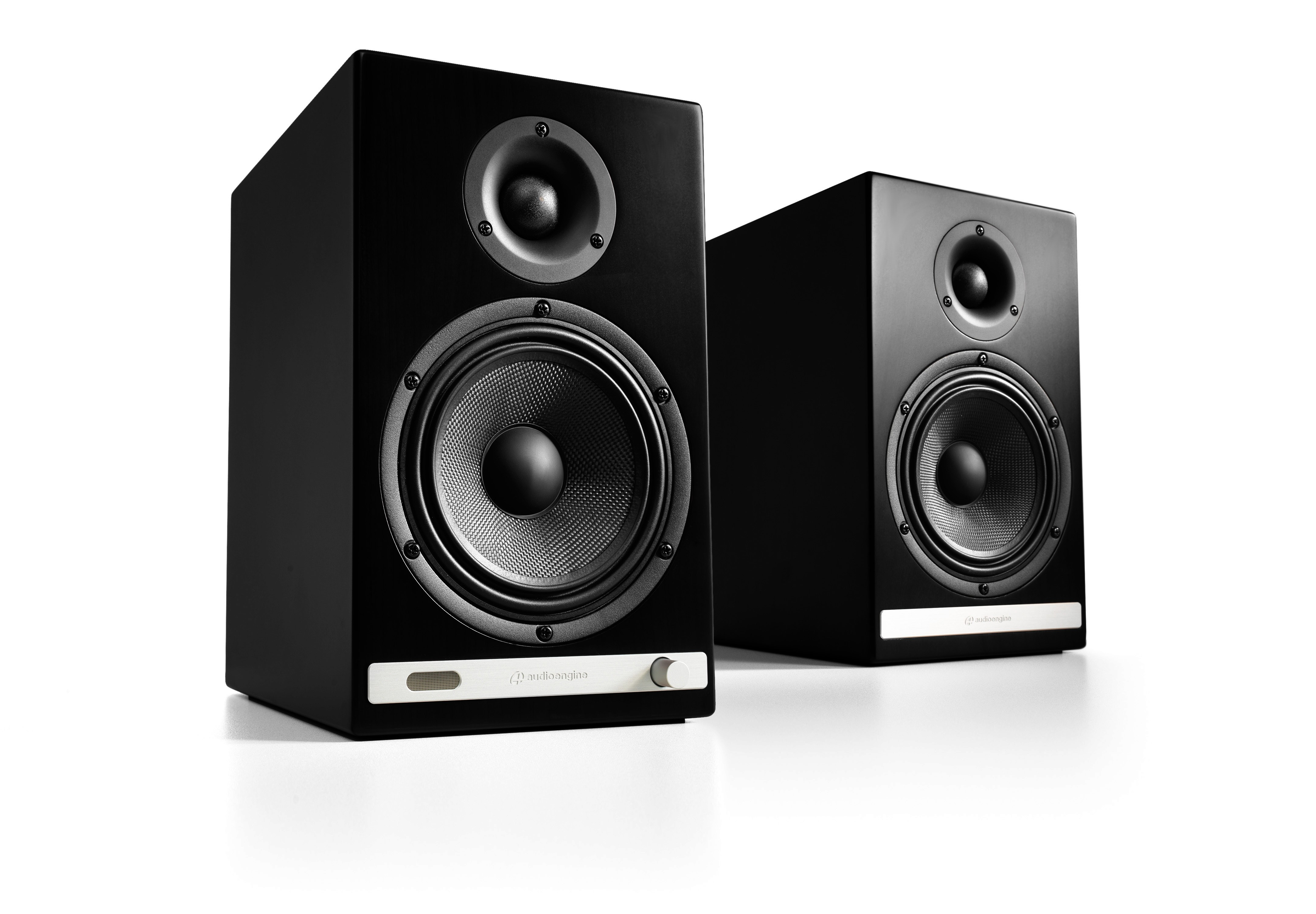 Audioengine HD6 Active Desktop speaker satin black