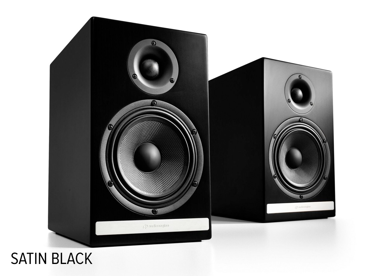 Audioengine HDP6 Passive Speakers Satin Black