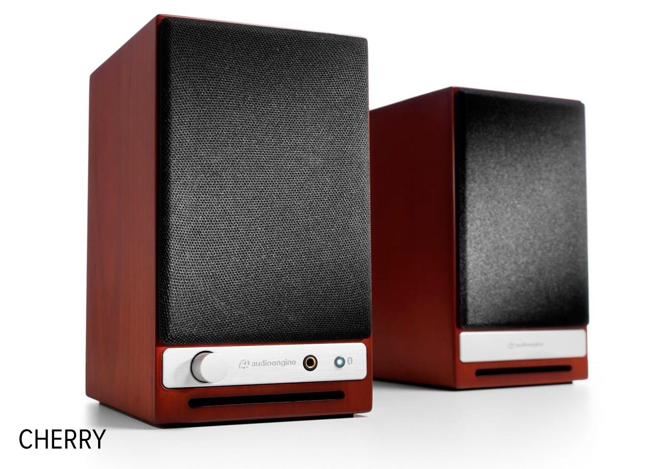 Audioengine HD3 Active Desktop speaker cherry