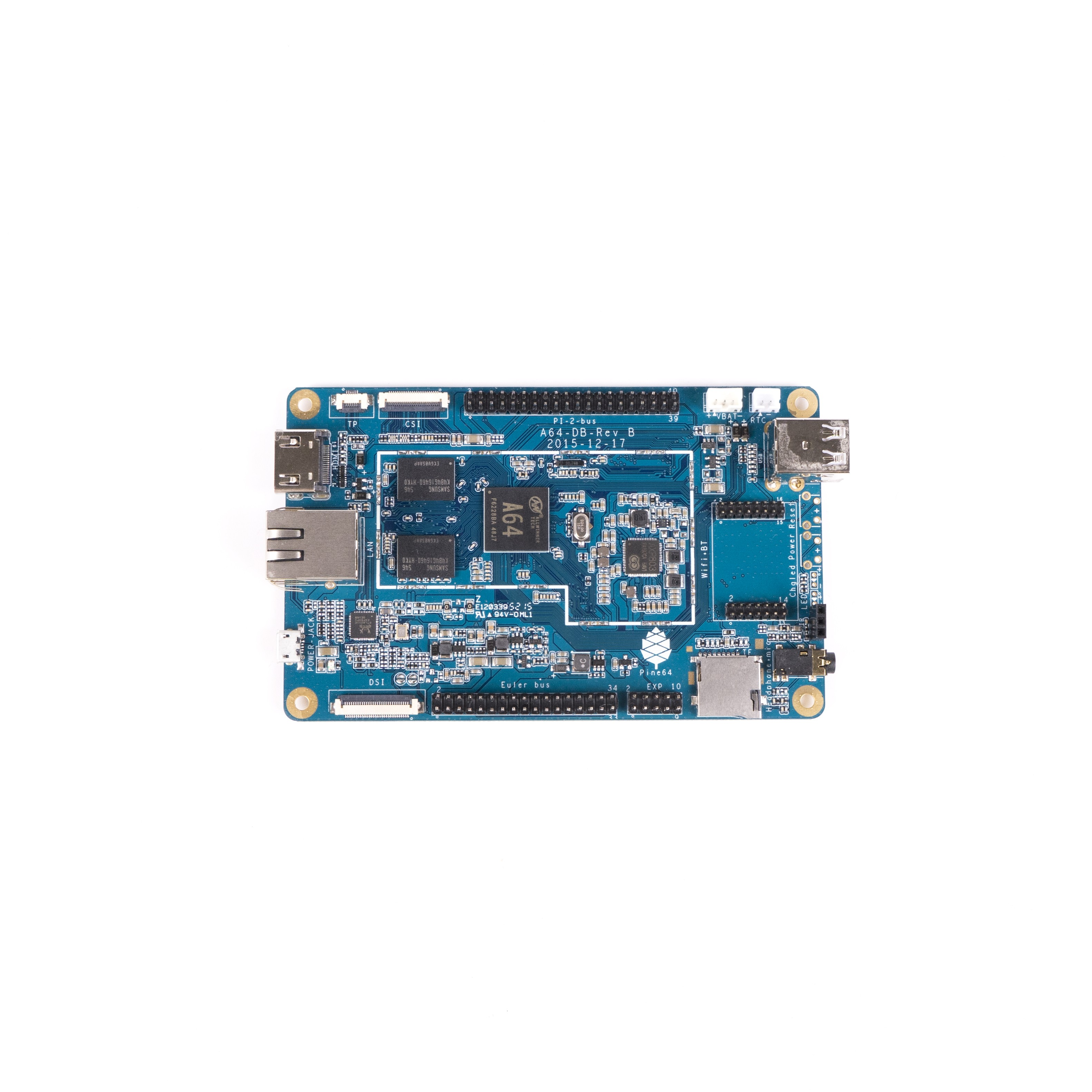PINE A64+ Board 2GB