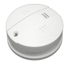 Popp Smoke Detector with Indoor Siren